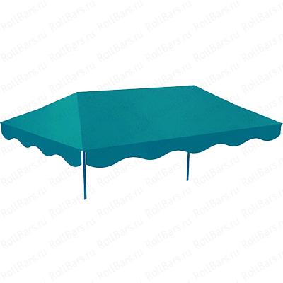 Зонт для торговой тележки
